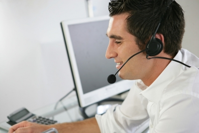 Third Party Call Center Monitoring