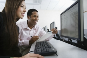 Call monitoring software Evaluate Quality in Scottsdale AZ small 300x200 - Call center outsourcing companies can lead to QA