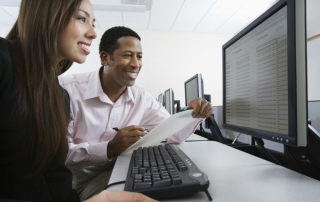 Call monitoring software Evaluate Quality in Scottsdale AZ small 320x202 - Call center outsourcing companies can lead to QA