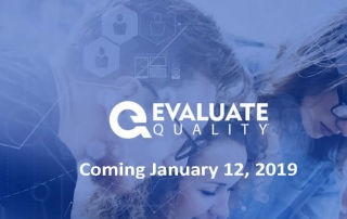 Sage Advantage Evaluate Quality Banner 320x202 - Evaluate Quality - New Release (Call Center Quality Assurance)